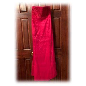 Strapless Beautiful Homecoming/Prom Dress-10
